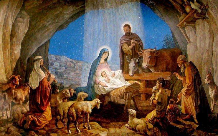 Christmas Wallpaper Baby Jesus 3 Christmas Holidays